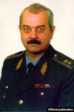 Генерал-лейтенант МВД Александр Сергеев