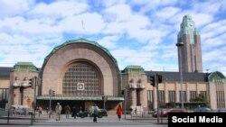Главный вокзал Хельсинки