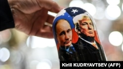 """""""There is no 'best candidate' for Russia in the United States,"""" says political analyst Aleksei Pushkov."""
