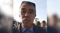 В Узбекистане арестовали на 10 суток людей, которые шли пешком на встречу с главой МВД
