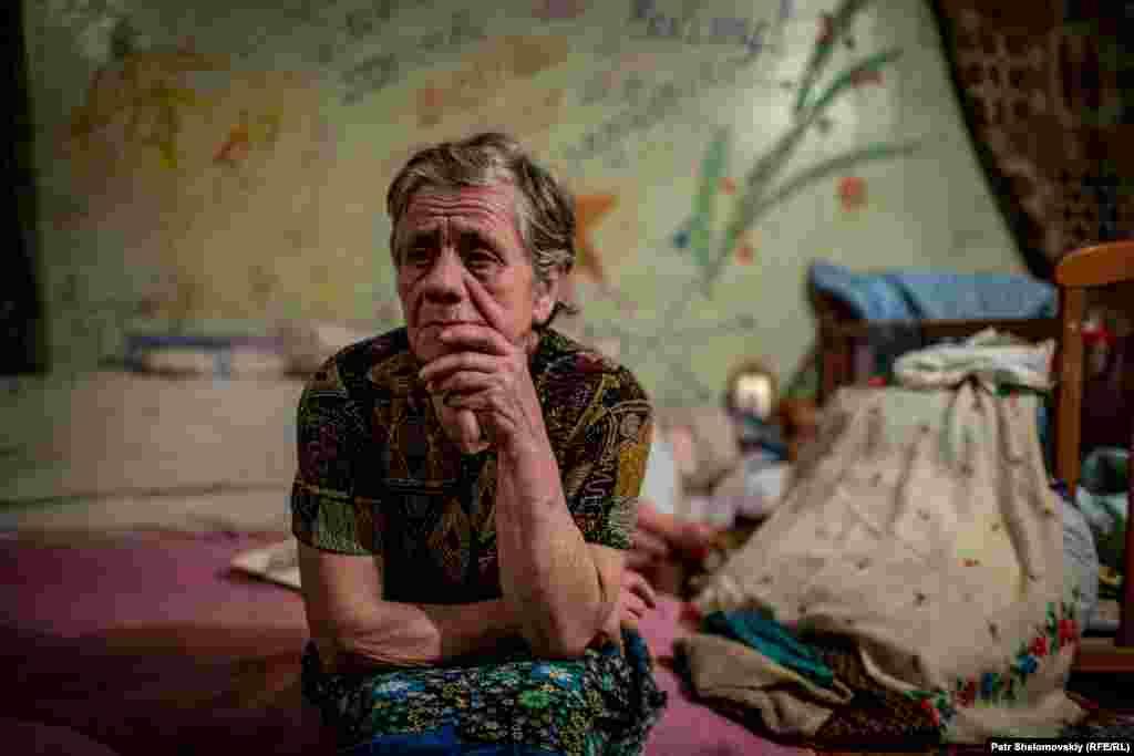 75-летня Мария
