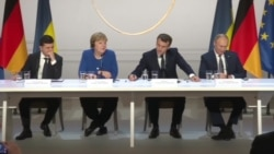 Встреча Зеленского и Путина в Париже. Как это было