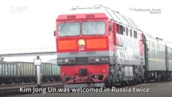Kim Jong-Un Visits Russia For The First Time