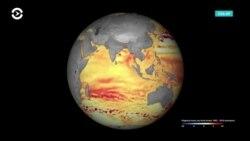 Детали: спутник для слежки за глобальным потеплением