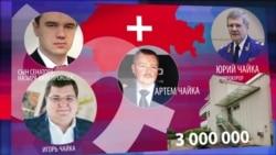 Бизнес-империя семьи генпрокурора России Юрия Чайки
