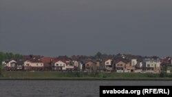 Поселок Дрозды, Минский район. 14 мая 2013 года