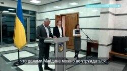 Что отвечали Роман Труба и Руслан Рябошапка на вопросы о прослушке