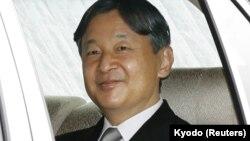 Наследный принц Японии Нарухито