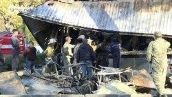Азия: взрыв в детском кафе