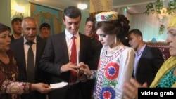 Свадьба Саидшо Асророва
