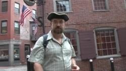 Массачусетс – колыбель Американской революции. Видеотур НВ, часть 1