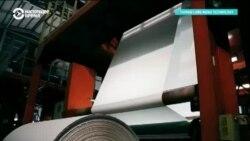 Бумага из камня: передовая технология, для которой не нужно вырубать деревья