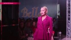 Женщины в Кыргызстане выбирают моду от отечественных дизайнеров
