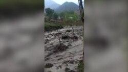 В Пенджикентском районе Таджикистана сошел сель, погибли 12 человек, в том числе дети