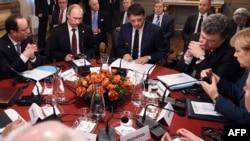 Консультации по Украине в Милане, 17 октября 2014