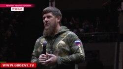 Кадыров-ТВ. Как глава Чечени обращается к народу с экранов телевизоров