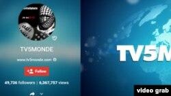 ISIS hackers TV5 Monde