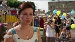 Украинских детей лечат от войны