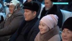 """""""Три пахана"""" под запретом. Госбезопасность Кыргызстана допросила сатириков после сценки про выборы"""