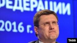 Александр Новак на заседании руководства Министерства энергетики