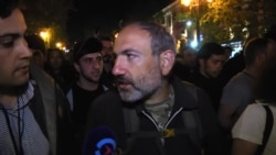 """""""Саргсян – символ коррупции"""". Организатор протестов в Ереване объявил о начале """"ненасильственной революции"""""""