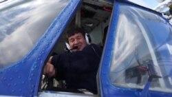 """Человек на карте: """"Развейте меня над Горной Шорией"""". Пилот Ми-8 о небе, жизни и смерти"""