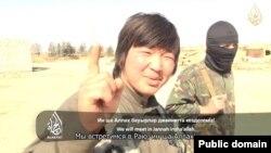 Абу Аниса – джихадист из Казахстана в Сирии