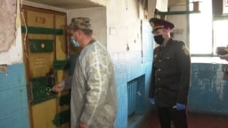 GRAB-Ukrainian Prisoners Pay A Price For Less Crowded Conditions Amid COVID-19 Threat