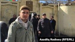 Гусейнов в феврале 2017 года