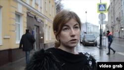 """Полина Немировская, менеджер """"Открытой России"""""""