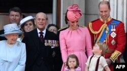 Члены королевской семьи Великобритании