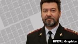 Генерал-майор Тимур Валиулин