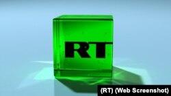 Логотип Russia Today
