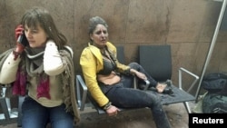 После взрывов в аэропорту Завентем