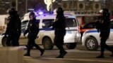 Shooting incident near the Federal Security Service (FSB) building in Moscow