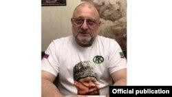 Dzambulat Umarov blamed the LGBT community for the reports. (file photo)