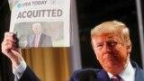 Импичмент Трампу провалился