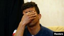 Один из обвиняемых, 23-летний гражданин Алжира