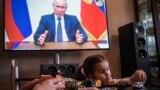 Каникулы Путина. Вечер с Ириной Ромалийской
