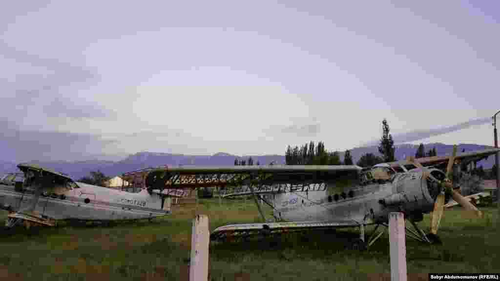 Самолеты Ан-2.
