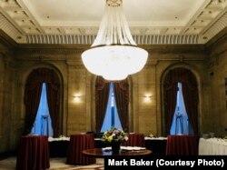 Интерьер в Hotel Balkan в Софии