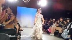 Модель с синдромом Дауна дебютировала на Неделе высокой моды в Нью-Йорке