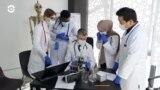 Детали: как роботы помогают бороться с коронавирусом