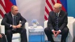 """Трамп заявил, что Путин, """"вероятно"""", имеет отношение к убийствам и отравлениям"""