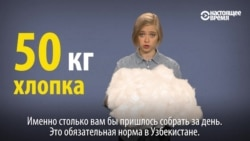 Пять центов за кило: как и почему в Узбекистане заставляют людей собирать хлопок