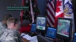 Американские военные следят за перемещениями Санта-Клауса