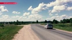 Репортаж с кладбища, где похоронены десантники Псковской дивизии, погибшие в 2014 году