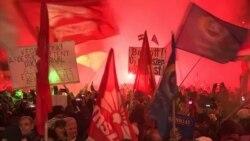 """""""Веселого рождества, Орбан!"""": массовые протесты в Будапеште"""