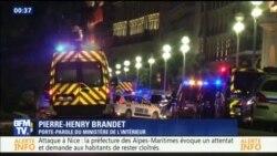Десятки раненых и убитых в результате теракта в Ницце