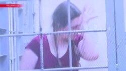 Обвиненную в организации экстремистского сообщества девушку оставили под стражей